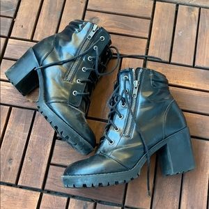 Forever 21 Heel Boots